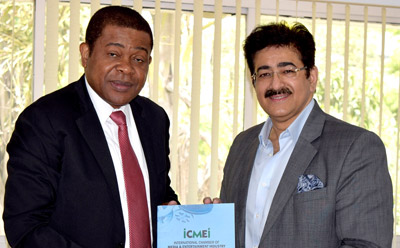 ICMEI Opens New Chapter For Country of Gabon