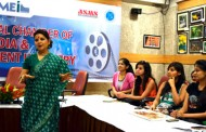 Personality Development Workshop at ASMS by Babita Saxena