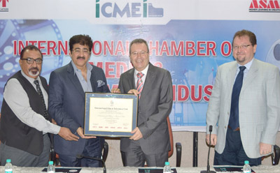 ICMEI And Country of Republic of Ecuador Join Hands
