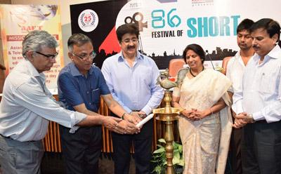 86th AAFT Festival of Short Digital Films Inaugurated