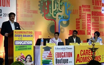 Times Education Boutique Inaugurated With Pomp And Show