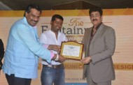 Sandeep Marwah Honored at Edutainment Exhibition