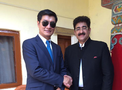 Mundgod Is A Place To Visit –Sandeep Marwah of NFTC
