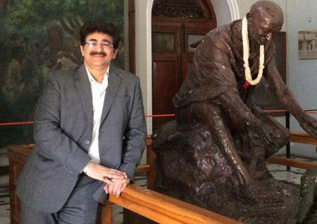 Mahatma Gandhi Forum at Marwah Studio