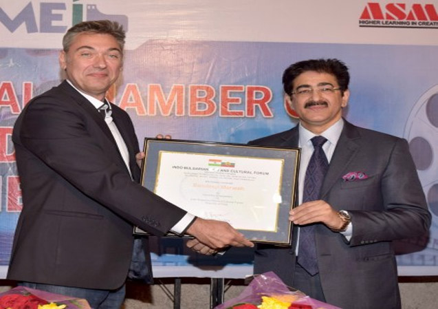 Sandeep Marwah Nominated Chairperson of IBFCF