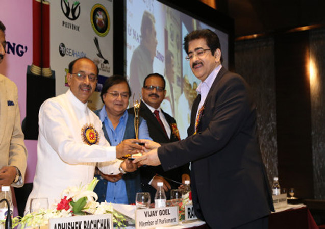 Sandeep Marwah Honored by All India Achievers Conference