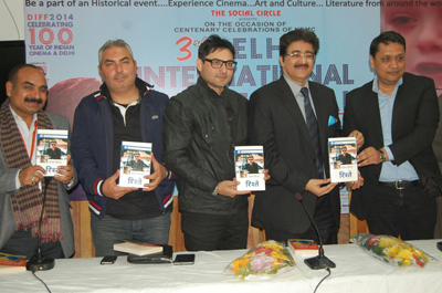 Book of Sanjay Sinha 'Rishtey' Released by Sandeep Marwah