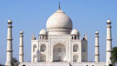Sandeep Marwah at Agra to make film on Taj Mahal