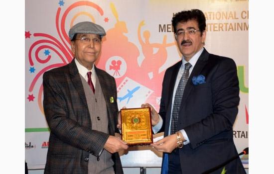 Founder AAU Beni Prasad With President AAU Sandeep Marwah