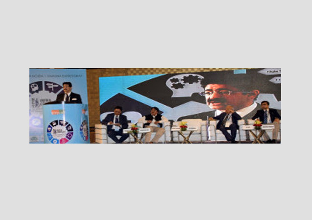 Sandeep Marwah Spoke on Skill Development at NGY Infra Conclave