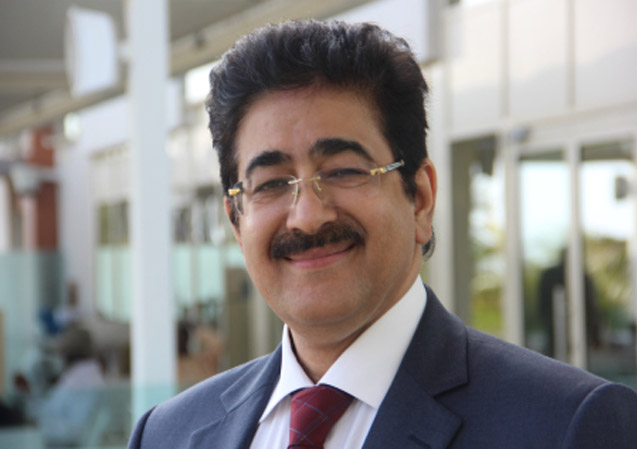 Sandeep Marwah To Be Honored By International Roma Cultural University