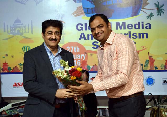 Marwah Appreciated at Bharat Vikas Parishad Annual Meet
