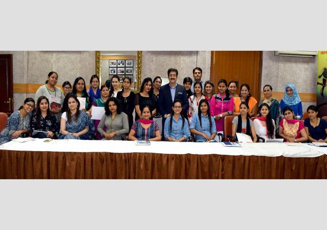 International Women's Day Celebrated by IWFF