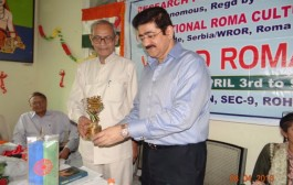 Research Foundation International Honored Sandeep Marwah