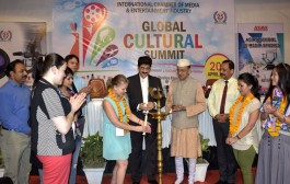 Sandeep Marwah Nominated as Global Cultural Minister at Global Summit