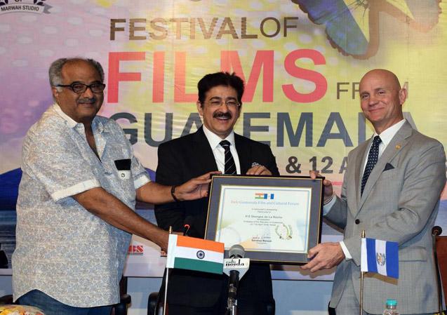 Sandeep Marwah Honored With Chairmanship of IGCF
