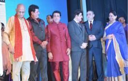 Sandeep Marwah Honored With Param Shree Award 2016