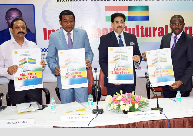 Indo Gabon Cultural Forum Launched