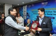 Sandeep Marwah Chaired World Telecommunication Day Seminar