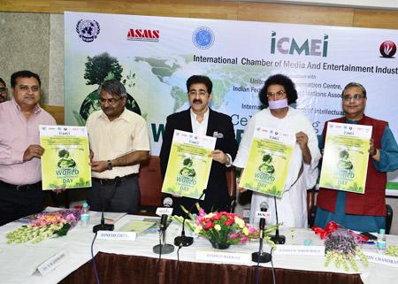 World Environment Day Celebrated at Marwah Film City Noida