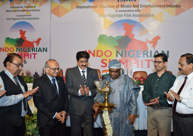 INFA Promoted Indo Nigerian Relations