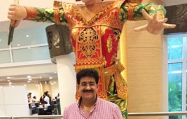 Sandeep Marwah Spoke on World Youth Skills Day at Indonesia