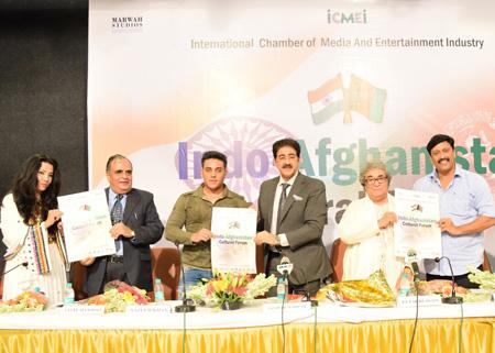 Indo Afghanistan Cultural Forum Inaugurated at Marwah Studios