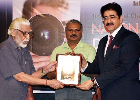 Sandeep Marwah Titled International Media Guru