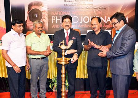 National Achievers Award by International Journalism Centre