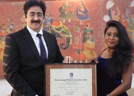 Nikita Ghokale on the Board of Asian School of Fashion And Design