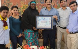 Sandeep Marwah Once Again Nominated Global Cultural Minister