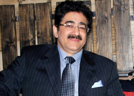Sandeep Marwah Special Guest at Slovenian Silver Jubilee Day