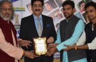 Sandeep Marwah Honored by Children's Organization
