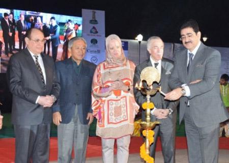 Sandeep Marwah Inaugurated 5th Delhi International Film Festival