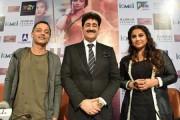 Team of Feature Film Kahani 2 Visited Marwah Studios