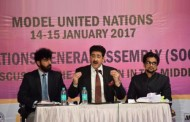 All India Participation For Model United Nations at Marwah Studios