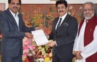 Sandeep Marwah Patron to Namo Gange Organization