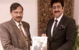 Sandeep Marwah Appreciated by Ministry of Culture