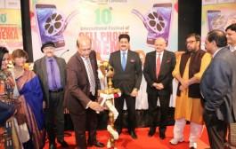 10th International Festival of Cellphone Cinema at Noida Film City