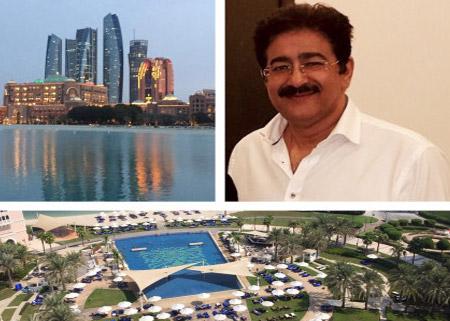 Abu Dhabi Is A learning Experience- Sandeep Marwah