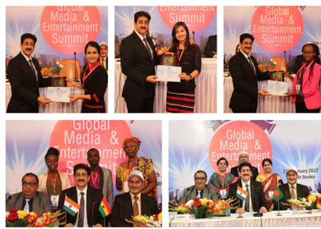 ICMEI Presents Global Media And Entertainment Summit 2017