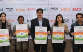 68th Republic Day Celebrated at Marwah Studios