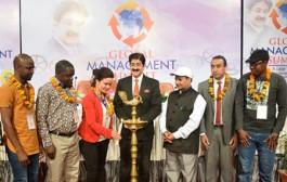 Global Management Summit Inaugurated at Noida Film City
