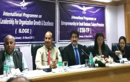 Sandeep Marwah at Ministry of Skill Development & Entrepreneurship