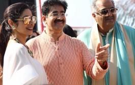 Sandeep Marwah Nominated President for First Global Fashion Week Noida