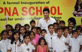 Apna School New Creative Center For Underprivileged Students
