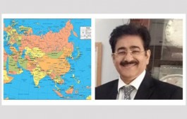 Sandeep Marwah Pronounced The Slogan of Asian Unity on 2nd April