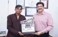 Sandeep Marwah Honored With Cinema Fankar Award