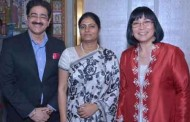 Sandeep Marwah Special Guest at National Day of Philippines