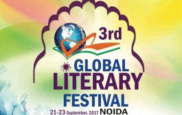3rd Global Literary Festival, Noida